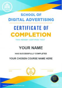 School Of Digital Advertising - Copywriting & Content Marketing Courses in Malaysia